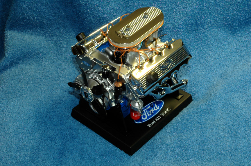 427 SOHC Ford Engine
